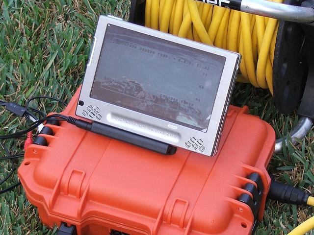 Wireless ROV Driver