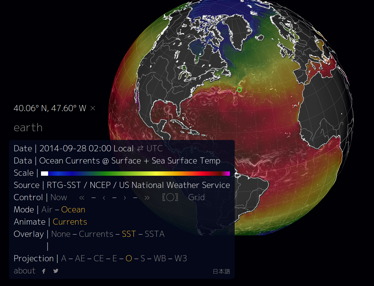 Earth Project - OceanDrivers